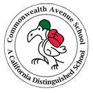 Commonwealth Avenue Elementary School  Logo